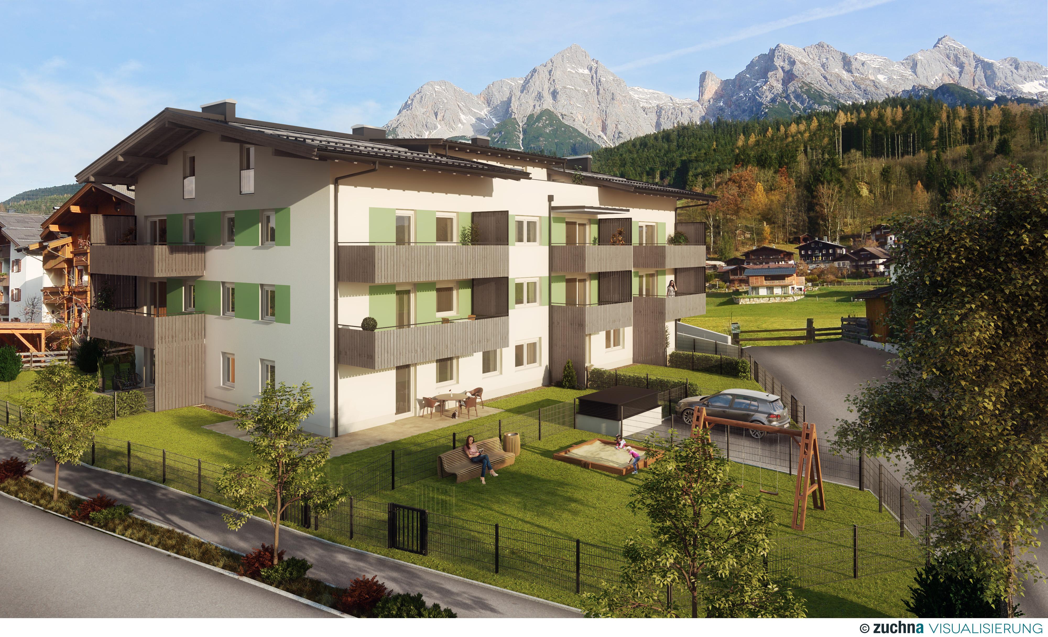 Mietkauf Wohnung Salzburg