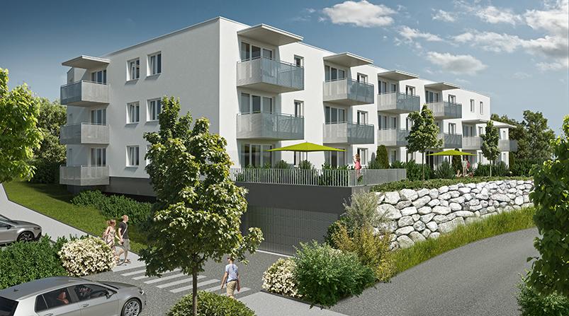 Neumarkt Fassbinderstra 223 E Salzburg Wohnbau