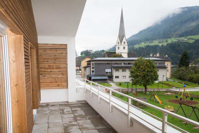 Pfarrwerfen Dorfwerfen Salzburg Wohnbau