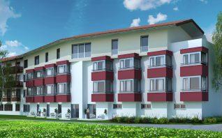 Wals-Siezenheim, Um- und Zubau Seniorenwohnhaus