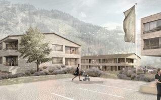 Rauris, Gebäude-Ensemble mit 5 Einrichtungen
